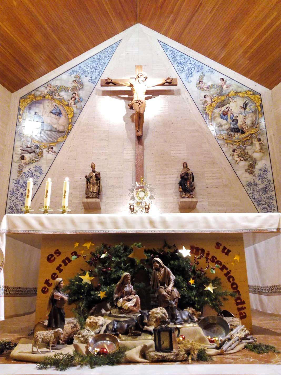 Iglesia-en-Navidad