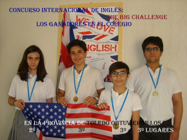 Concurso de inglés