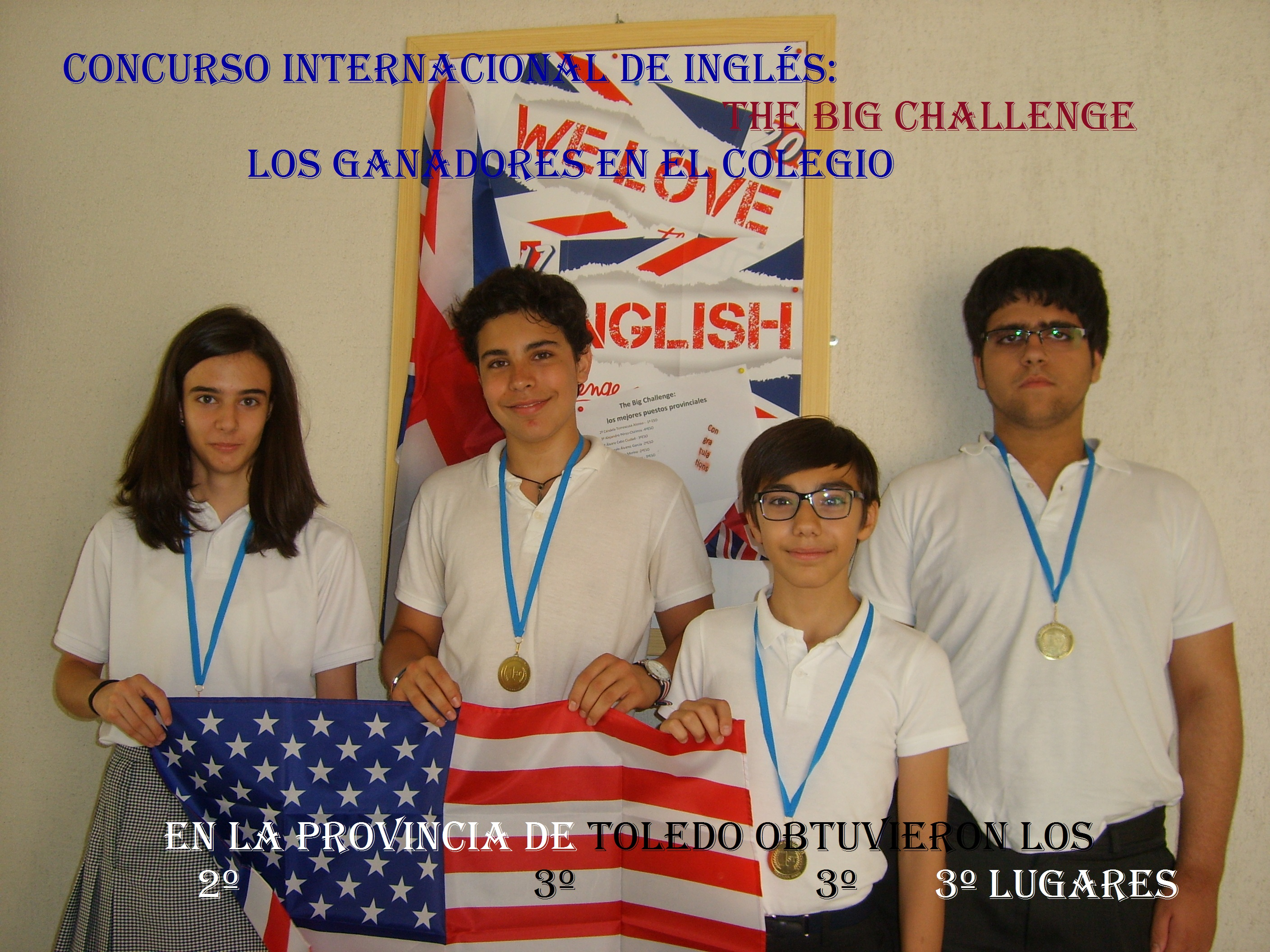 Concurso Internacional The Big Challenge