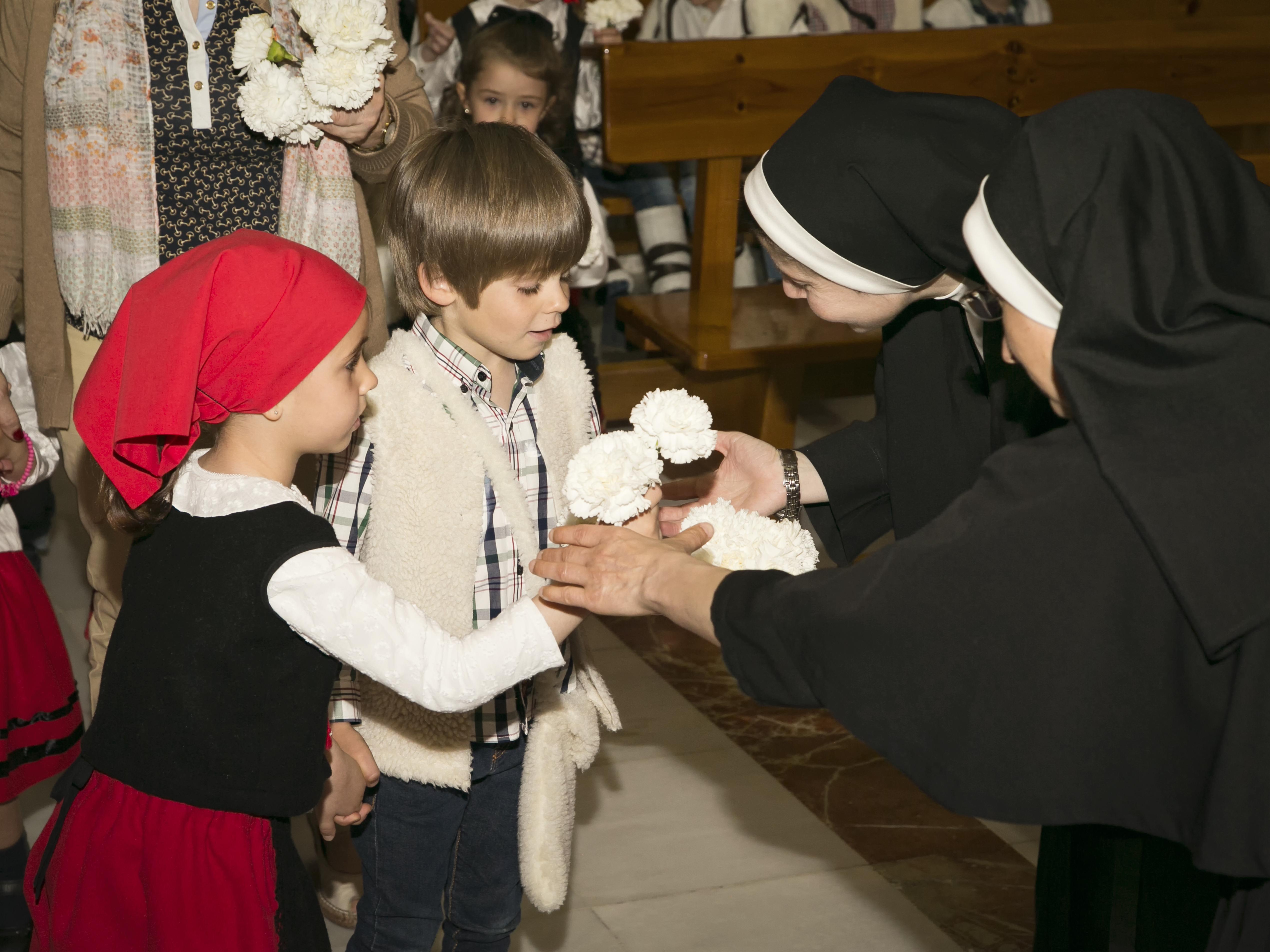 Ofrenda Floral a Nuestra Señora de Fatima