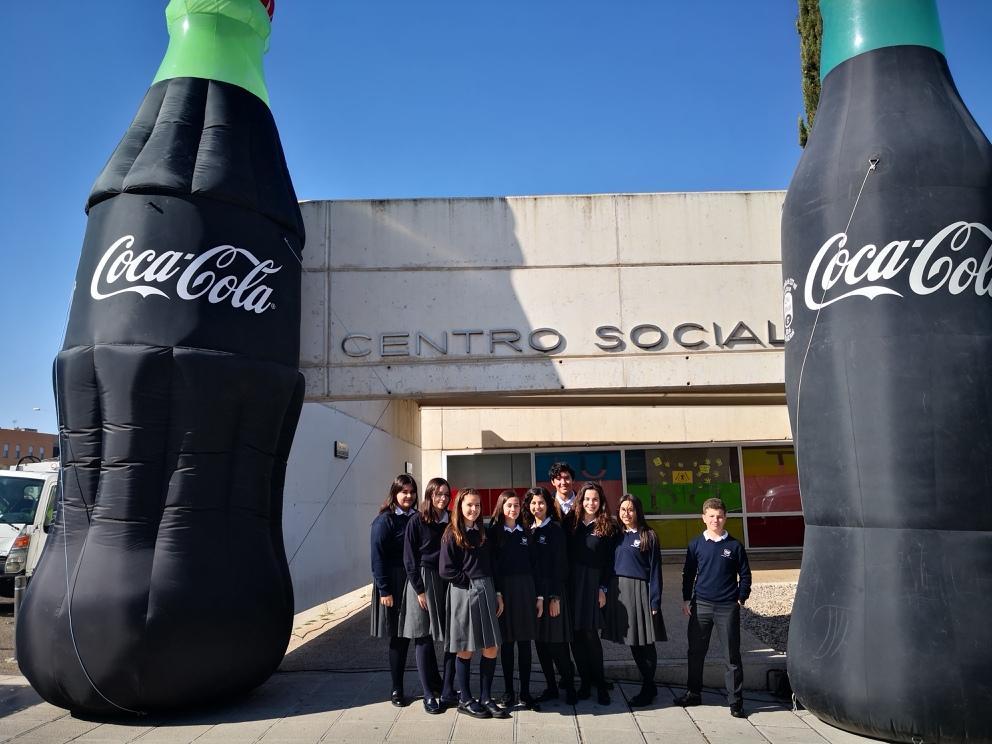 Participamos en el Concurso Relato patrocinado por Coca-Cola
