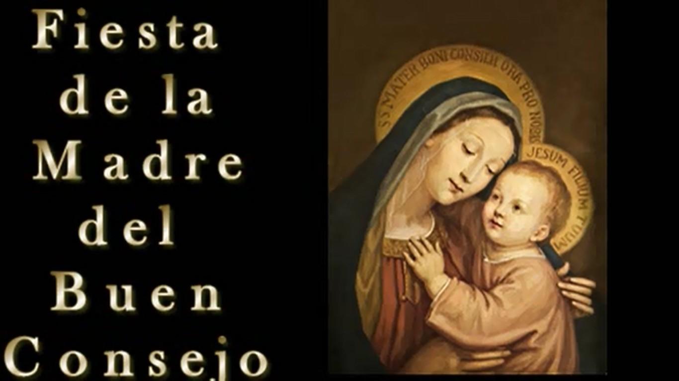 Fiesta de Nuestra Señora del Buen Consejo